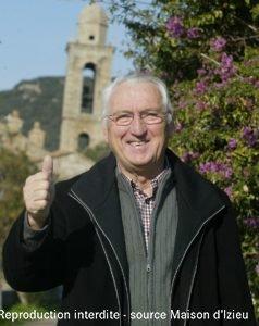 Daniel Maitre, habitant de Brégnier-Cordon