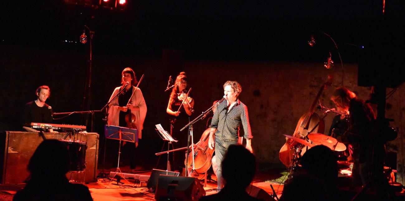 Concert d'été, des Fourmis dans les mains © Maison d'Izieu