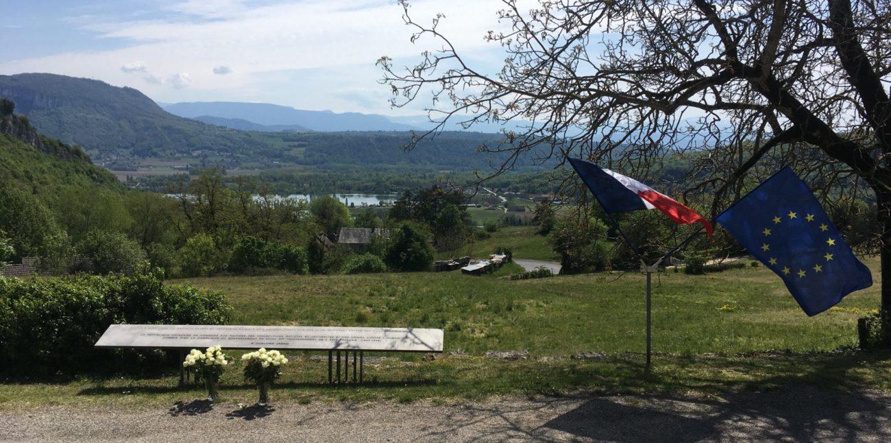 Journée nationale du souvenir des victimes de la déportation à Brégnier-Cordon et Izieu