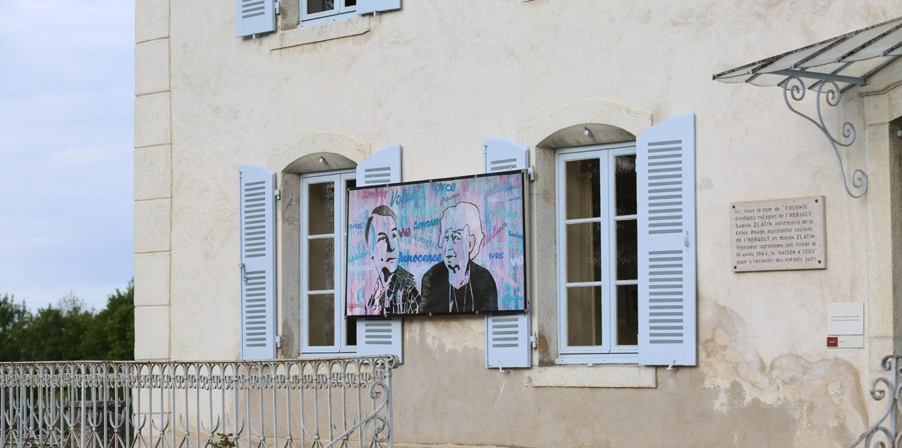 Journée commémorative du 6 avril 2021 - Maison d'Izieu © Y.Perrin
